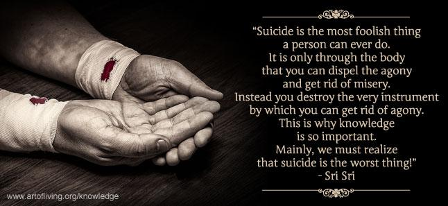 Is Suicide The Fastest Way To Enlightenment? - Meditation