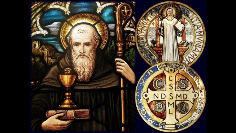San Benito de Nursia (Abad) - Patrono de los exorcistas.jpg